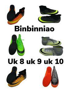 binbinnaio mens astro turf trainers football boots