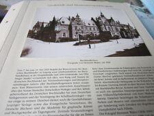 Leipzig Archiv Großstadt 4010a Buchhändlerhaus um 1900 Foto
