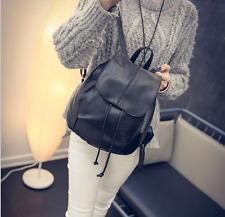 Women School Bag Backpack Travel Satchel Rucksack Handbag Girl Leather Shoulder