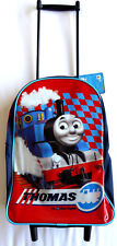 THOMAS THE TANK ENGINE & FRIENDS PULL ALONG LUGGAGE TROLLEY ON WHEELS  POST FREE
