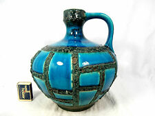 70´s otto gerharz design Ruscha Pottery Jug vaso in rare Glaze variation 340