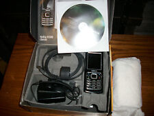 Nokia 6500 classic - Black (T-Mobile) Mobile ( 1 owner Excellent used condition)