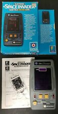 1981 Entex Electronic Space Invader Handheld Arcade Game w/Box Tested Working