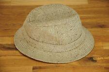 Jonathan Richard Irish Tweed Wool Original Walking Hat Cap Size 6 7/8