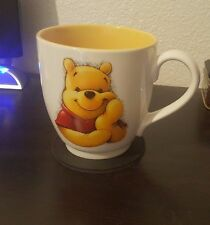 Disney Winnie the Pooh Large Oversize Coffee Cup Mug Soup bowl Disneyland Resort
