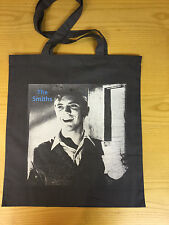 THE SMITHS 'WHAT DIFFERENCE DOES IT MAKE' GREY TOTE BAG