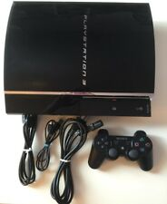 SONY PlayStation 3 PS3 20GB System Console Backward Compatible W/ Box HDMI Cable