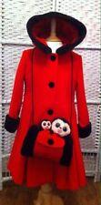 Girls' Winter Wool Blend Coats, Jackets & Snowsuits (2-16 Years)