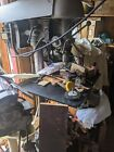 """Walker Turner 15"""" Vintage Pedestal Drill Press"""