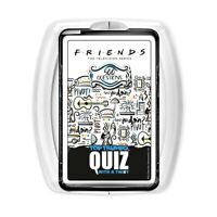 Top Trumps Friends Quiz Card Game Brand New Gift