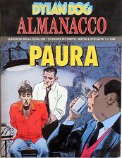 ALMANACCO DELLA PAURA DYLAN DOG  1999