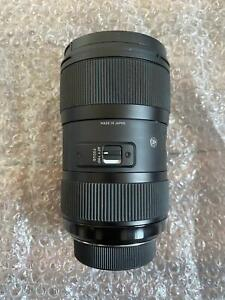 Sigma 18-35mm f/1.8 DC HSM Art Lens - Nikon F Mount