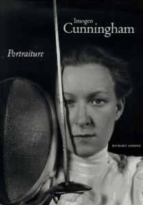 Imogen Cunningham: Portraiture by Lorenz, Richard Hardback Book The Fast Free
