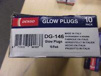 1 x Denso Glow Plug DG-146 FORD RANGER MAZDA B-SERIES SUZUKI VITARA