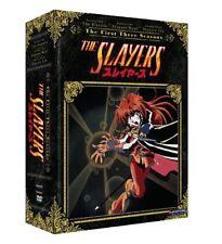 Slayers: Seasons 1-3 [New DVD] Boxed Set