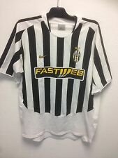 Maillot de football shirt maglia JUVENTUS TURIN Vintage Nike Home jersey RARE