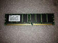 MEMORIA DDR SAMSUNG M368L3223FTN-CCC 256 MB PC3200 400 MHZ CL. 3 184 pin