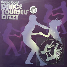 "Liquid Gold - Dance Yourself Dizzy 12"" Vinyl Record"