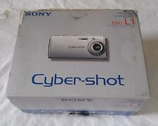 SONY CYBER-SHOT DSC - L1 - 4.1 MP -  CAMARA DIGITAL COLOR DEEP BLUE AZUL