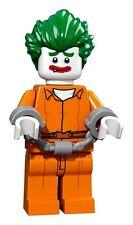 NEW LEGO ARKHAM ASYLUM JOKER MINIFIG 71017 batman movie series jail figure