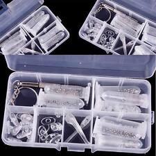 Screw Nose Nut Pad Optical Repair Tool Assorted Kit Set For Eyeglass Glasses