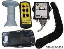 Remtron Pump Boss II 2 Radio Remote for Concrete Pump