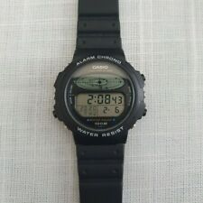 Casio Cosmo Phase (CGW-50) Black RARE Vintage 1980s Digital Watch