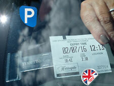Tikettak - Car permit and ticket holder - Avoid parking fines