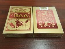 Bee Year of the Sheep Deck Original Playing Cards New Rare