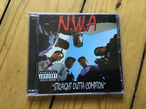 N.W.A. - Straight Outta Compton - Remastered CD