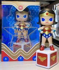 Hot Toys x Kennyswork Artist Mix Figure Molly Wonder Woman DC Sofubi