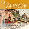Hörbuch CD Der Rattenfänger von Hameln gelesen von Matthias Ernst Holzmann  CD