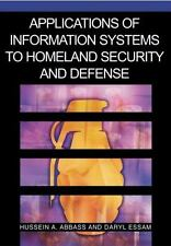 Applications of Information Systems to Homeland Security and Defense by...
