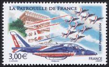 2008 FRANCE PA 71** La patrouille de France, Alphajet Arc de Triomphe 2008 MNH