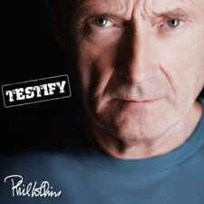 CDs de música rock Phil Collins
