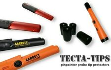 4 TECTA-TIPS tip protectors to fit all Garrett Pro-Pointer models