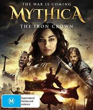 Mythica: The Iron Crown Blu-ray
