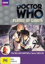 Doctor Who - Planet Of Giants (DVD, 2012)