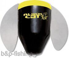 Black Cat Cat Prop 5,50 cm Propeller Waller Wels Vorfach Wallerangeln