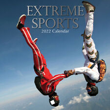 2022 Calendar Extreme Sports Square Wall by The Gifted Stationery GSC21113