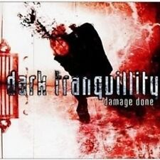 "Dark tranquillity ""Damage Done"" CD re-release NEUF"