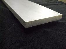 "1/4"" Aluminum Sheet Plate Bar 3"" x 78"" 6061-T6 Mill Finish"