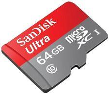 SanDisk 64GB MicroSD Mobile Phone Memory Cards