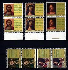 VATICANO - 1970 - Cinquantenario di sacerdozio di Paolo VI° - Serie Completa - 5