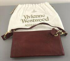 Vivienne Westwood Clutch Wallet Dark Red RRP£149