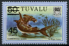 Tuvalu 1981 SG#157, 45c On 50c Fish Definitive MNH #A86304
