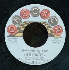 45tk-Blues-CHECKER 1113-Little Milton