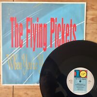 The Flying Pickets When You're Young And In Love (Virgin TEN 20 - 12) 1984 Vinyl