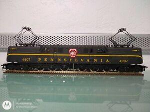 IHC HO SCALE #4907 PENNSYLVANIA RAILROAD GG-1 ELECTRIC LOCOMOTIVE UNUSED/EXCELNT