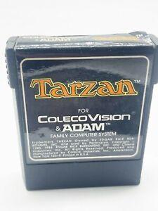 Vintage Video Game Coleco Vision Tarzan Cartridge